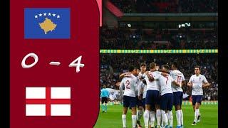 Hasil Euro Kualifikasi   Kosovo 0 - 4 England   Pertandingan Tadi Malam