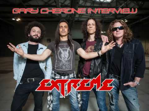 Interview with Gary Cherone of Extreme, October 10, 2016