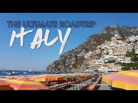 THE ULTIMATE ROADTRIP |  ITALY