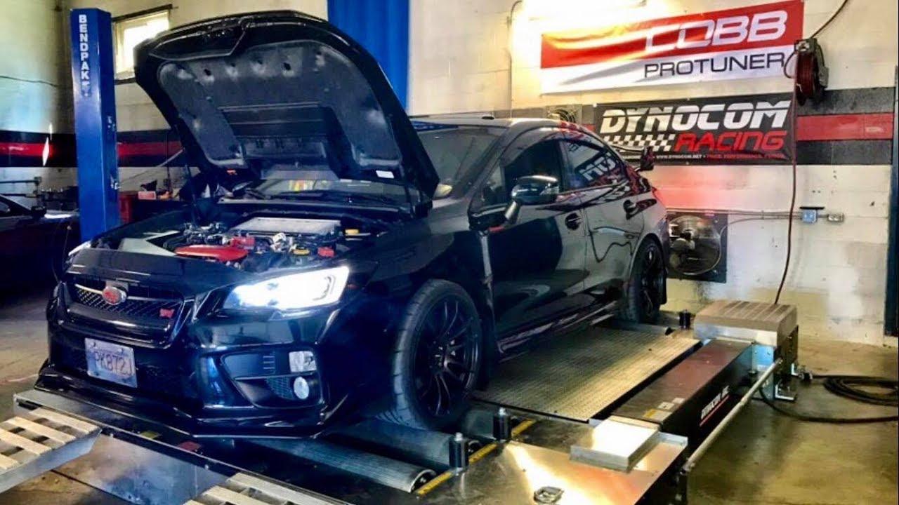 2017 Subaru STi - Cobb Stage 2+ Protune (to be continued  )
