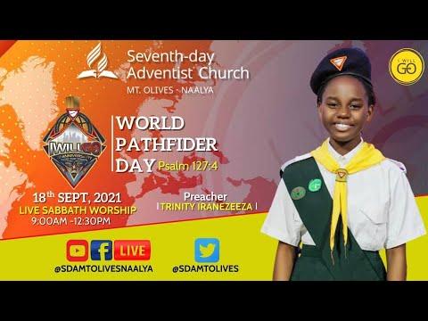VIRTUAL WORLD PATHFINDER DAY 2021|| SABBATH WORSHIP PROGRAM