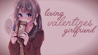 [ASMR] ♥ Very Loving Valentines Girlfriend Roleplay ♥ [Bin…