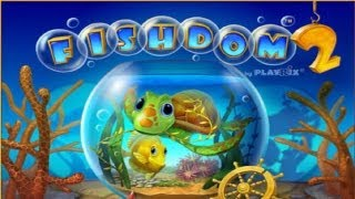 Fishdom 2 Gameplay HD - For iPhone/iPod Touch/iPad