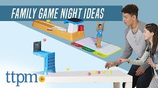 Family Game Night Ideas from Hasbro Games