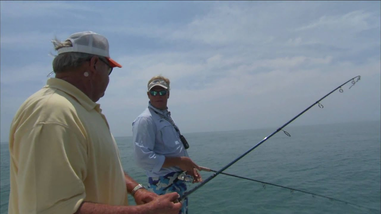 The reason bill dance outdoors has a saltwater series for Bill dance fishing