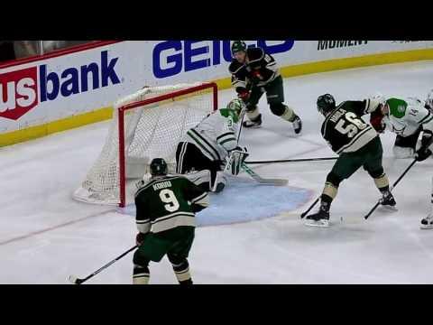 Dallas Stars vs Minnesota Wild - February 16, 2017 | Game Highlights | NHL 2016/17