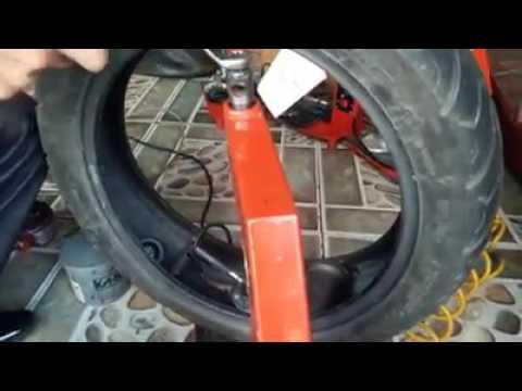 Video hướng dẫn sử dụng máy vá chín Săm Lốp bằng điện(0911.965.266)