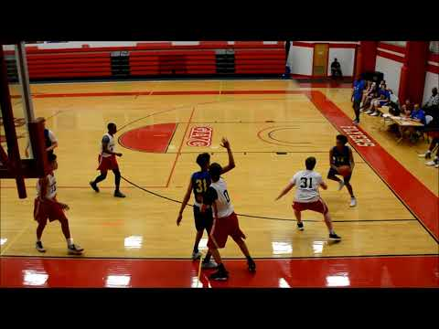 North Stars United vs. tNBA Ohio, 15-Jul-17