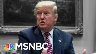 Day 1,051: Trump Takes A Pass On Taking Part In Impeachment's Next Phase | The 11th Hour | MSNBC