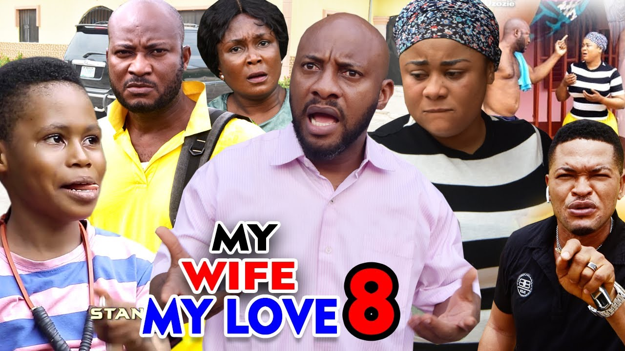 Download MY WIFE MY LOVE SEASON 8 (New Hit Movie) - Yul Edochie 2020 Latest Nigerian Nollywood Movie