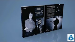 'Elvis on Television 1956-1960 Hardback Book (in Slipcase) from Boxcar