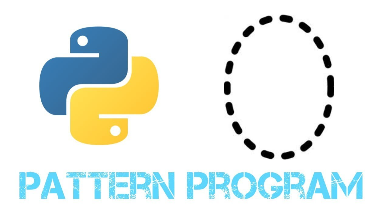 Python Pattern Programs | Printing Stars '*' in O Shape || Online Interview Questions