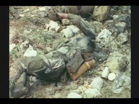 WW II : RARE COLOR FILM : SAIPAN AND MARIANAS