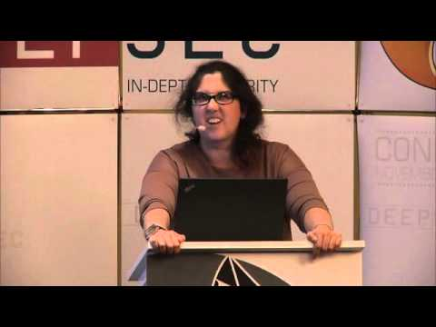 [DS15] Cryptography Tools, Identity Vectors for 'Djihadists' - Julie Gommes