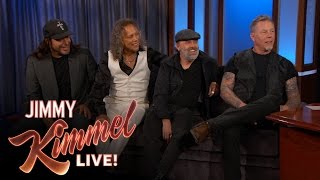 Metallica's Kids Don't Care About Their Dads' Band