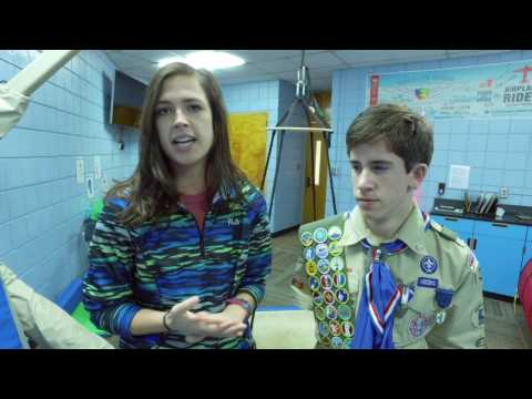 Blake Deaton's  National  Eagle Scout Project of the year video  submission