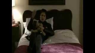 Нет,Елена,я не пойду с тобой в спальню! ('Дневники вампира' 1 сезон 18 серия)