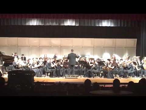 Atlee High School 2017-2018 Wind Ensemble Machu Picchu