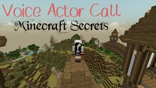 Minecraft roleplay voice actors needed! Minecraft Secrets is a medi...