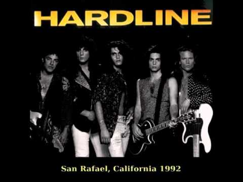 Hardline - Live at Marin Civic Center, San Rafael (Aug. 23rd, 1992)