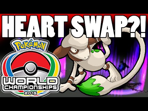 HEART SWAP SMEARGLE AT WORLDS!?! CRAZY TEAM From Pokemon World Championships 2015