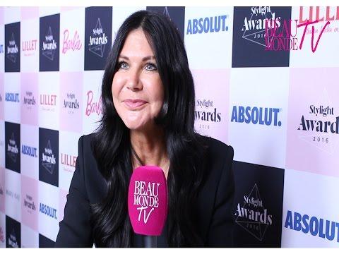 Beau Monde TV spreekt Wendy Iles op de rode loper in Berlijn