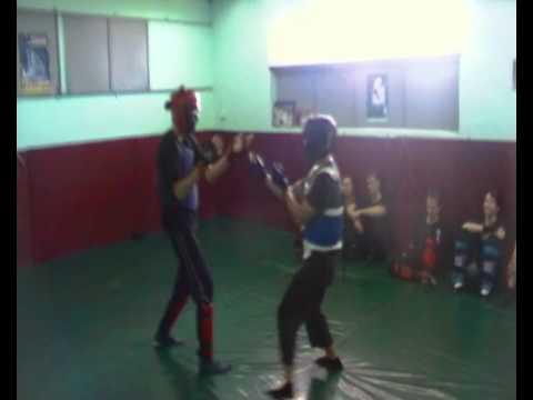 Download wing chun israel - Semifree fight 4 (entry level chum kiu- no knees and elbows)