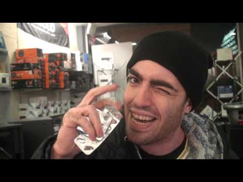 TUS - Freestyle at Powersound Shop in Cyprus (01/02/10)