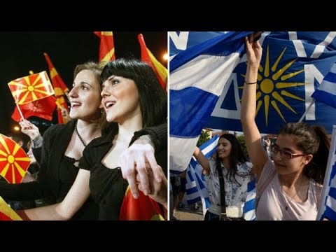 Macedonia Votes (Again) To Change Name To Northern Macedonia