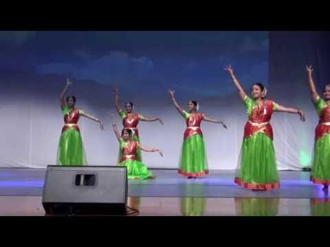 KCS Onam Mela 2015 - Swethambara dhare Devi