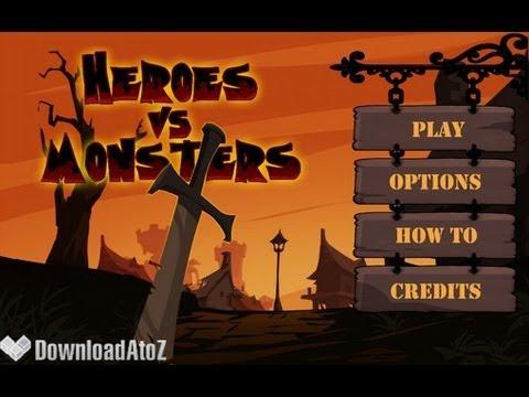 Heroes vs. Monsters, Songza, CrossFingers (AR#138)