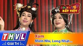 THVL | Danh hài đất Việt - Tập 48: Xàm - Minh Nhí, Anh Vũ, Long Nhật, Chu Thanh Vân