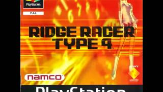 Ridge Racer Type 4 Full Soundtrack