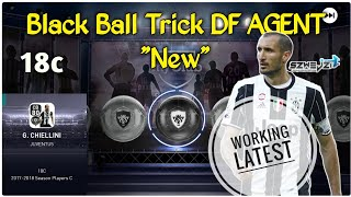 How To Get Blackball On Defender Regular Agent   PES 2018   New Trick   99% Working