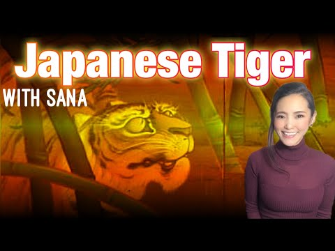 Japanese Tiger with Sana |