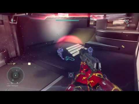 Halo 5 - Game-winning T-Bag