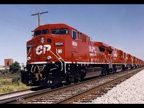 Canadian Pacific Railway Ltd