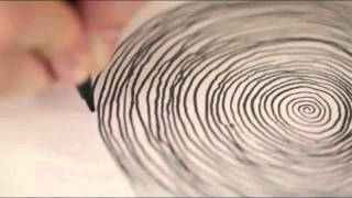 make a drawing without lifting the pen faber castell advertisement