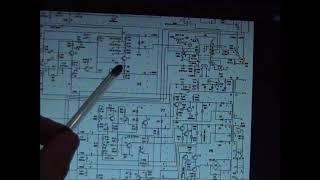 осцилограф с1 65а не працює. ремонт
