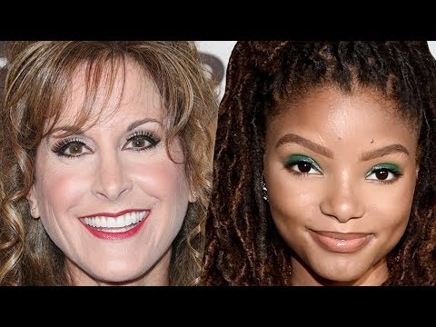 """OG Ariel Responds To MAD RACISTS Over Halle Bailey Casting In """"The Little Mermaid"""" Mp3"""