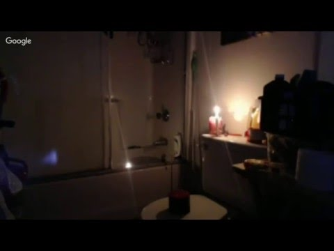 Live Ghost Box Session in my bath room