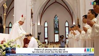 BẢN TIN CÔNG GIÁO VIỆT NAM TỪ NGÀY 23.05 – 27.05.2019