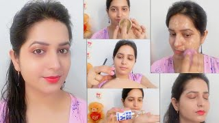 10 Amazing hacks about foundation/Makeup using hacks/In Hindi
