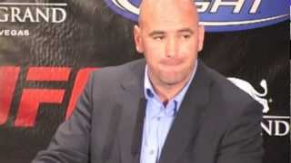 UFC 20 Years: Dana White and Tito Ortiz Feud Escalates Following UFC 84