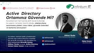 Active Directory Ortamınız Güvende mi?