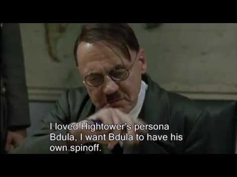 Hitler Is Upset Over The Death Of Bubba Smith