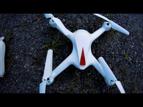cyclone drone review