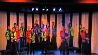 Le sable et la mer chanté par le Groupe vocal Privilège de Québec