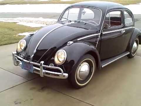 1958 VW Beetle - YouTube