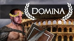 Domina Gameplay - Gladiator Sandbox! - Part 1 Let's Play Domina Gameplay